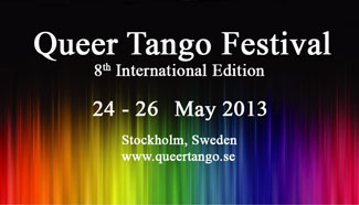 International Stockholm Queer Tango Festival